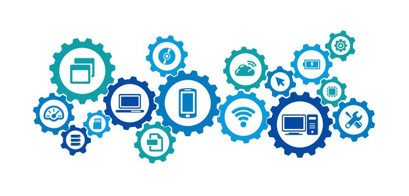 Systeemintegratie? Koppelen maar! netkiX verbindt verschillende platformen met elkaar. Zo gaan de orders uit onze e-commerce website rechtstreeks de boekhouding en het warehouse systeem in